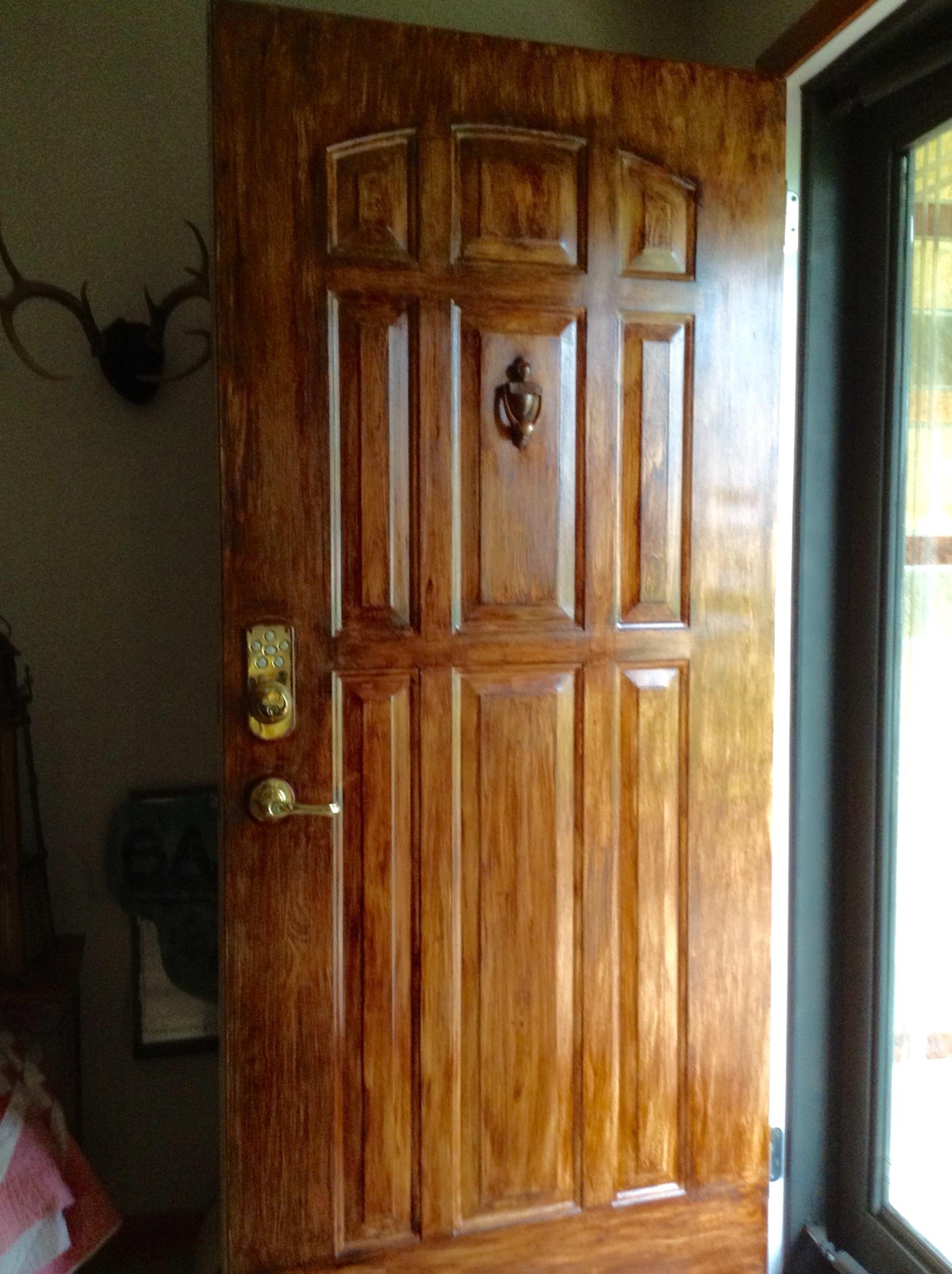 Douglas Moore'S Wooden Basement Doors
