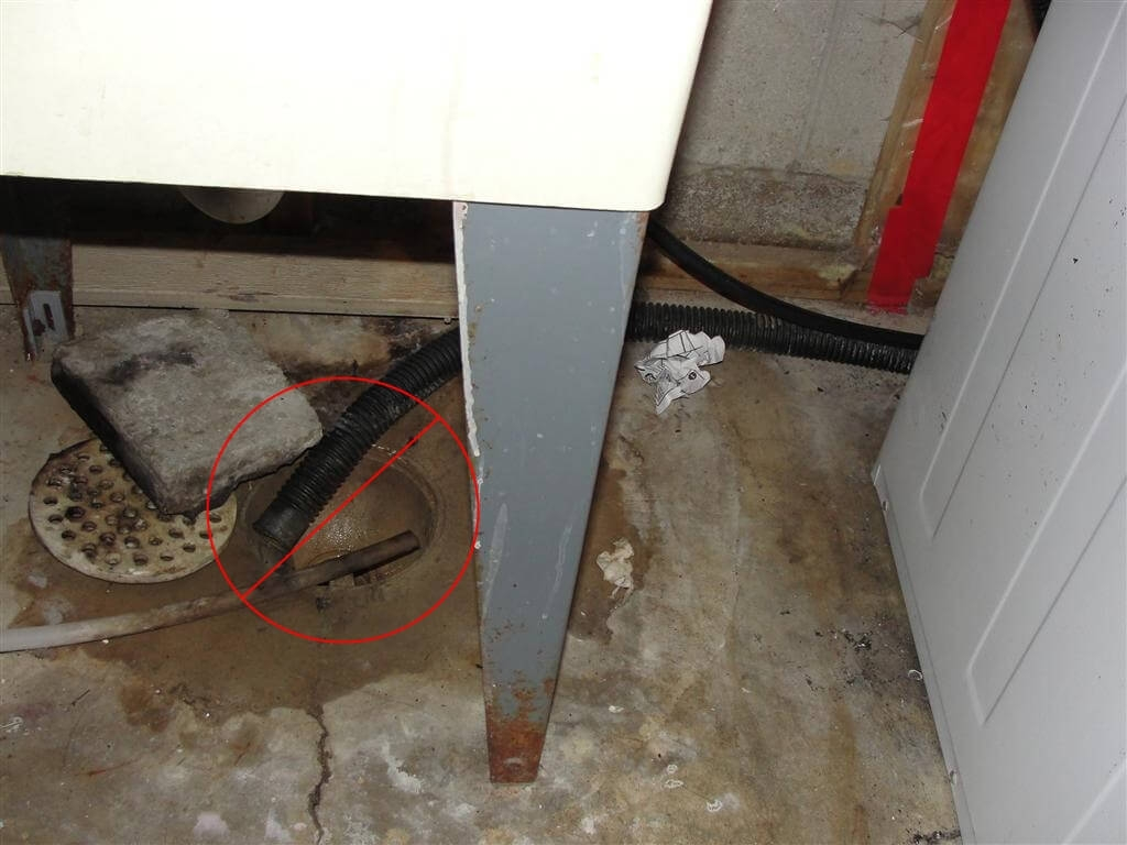 Drain Basement Sink Into Sump Pump Drain Basement Sink Into Sump Pump sump pumps shouldnt discharge into the sanitary sewer 1024 X 768