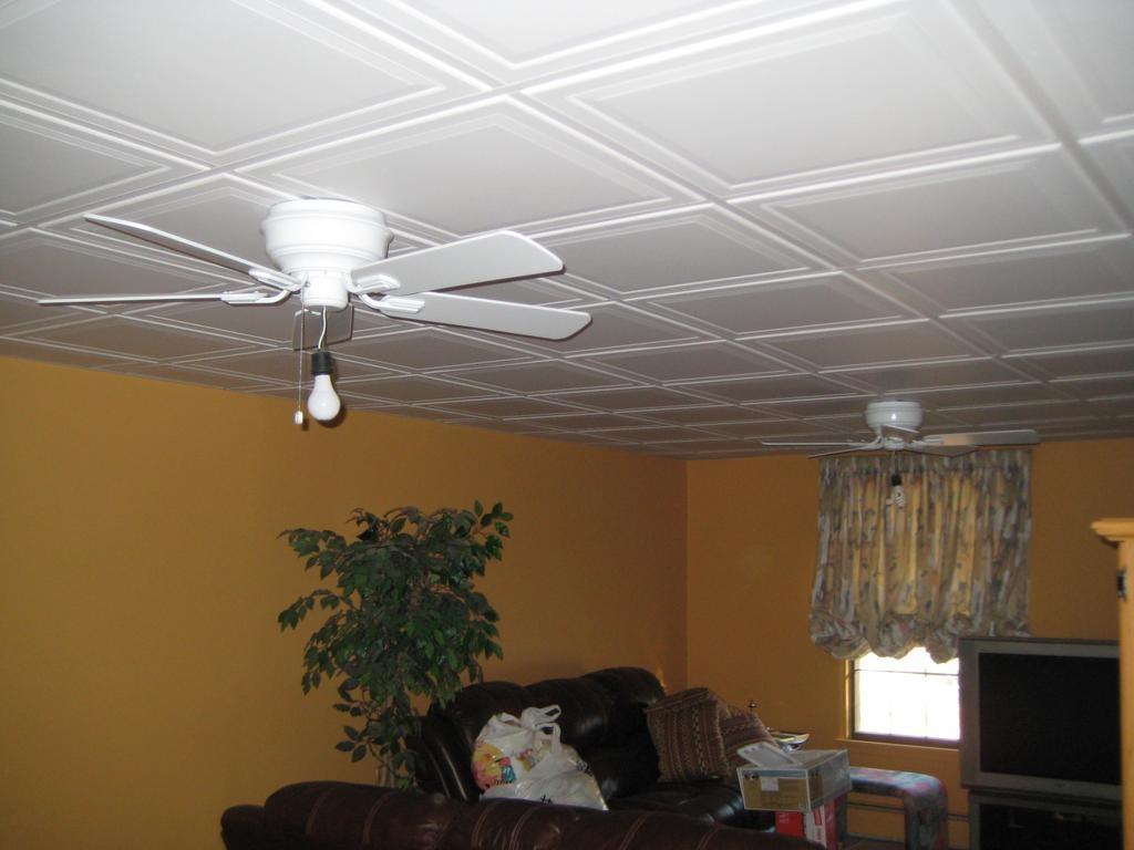 Drop Ceiling Tiles For Basements