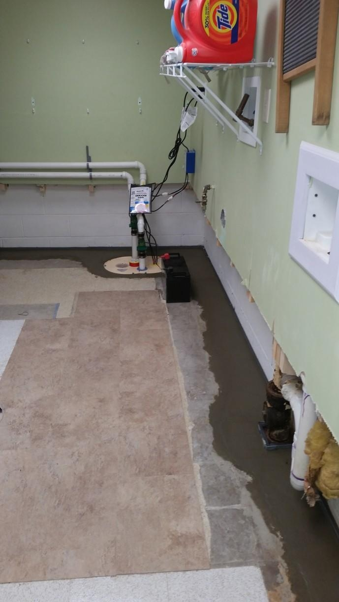 Dry Basement Systems Nh