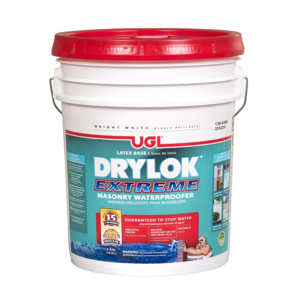 Drylock Basement Sealer