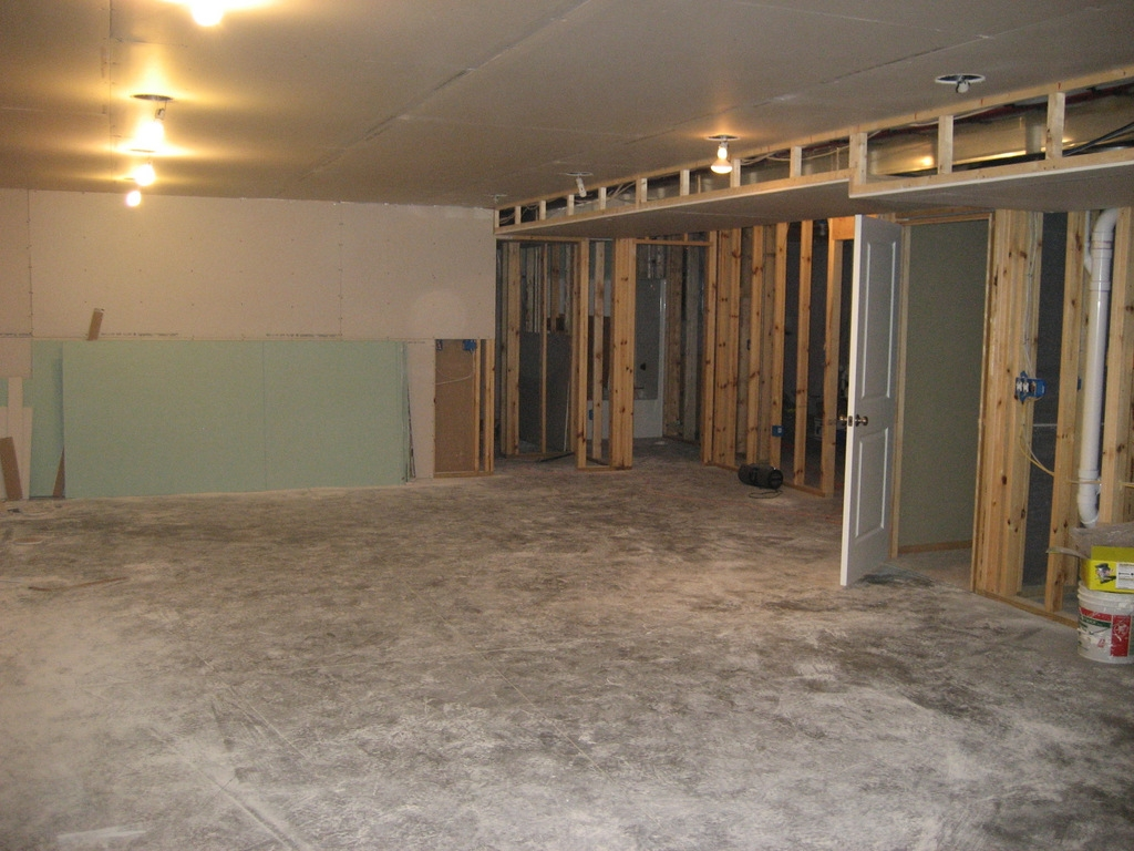 Drywall Thickness For Basement