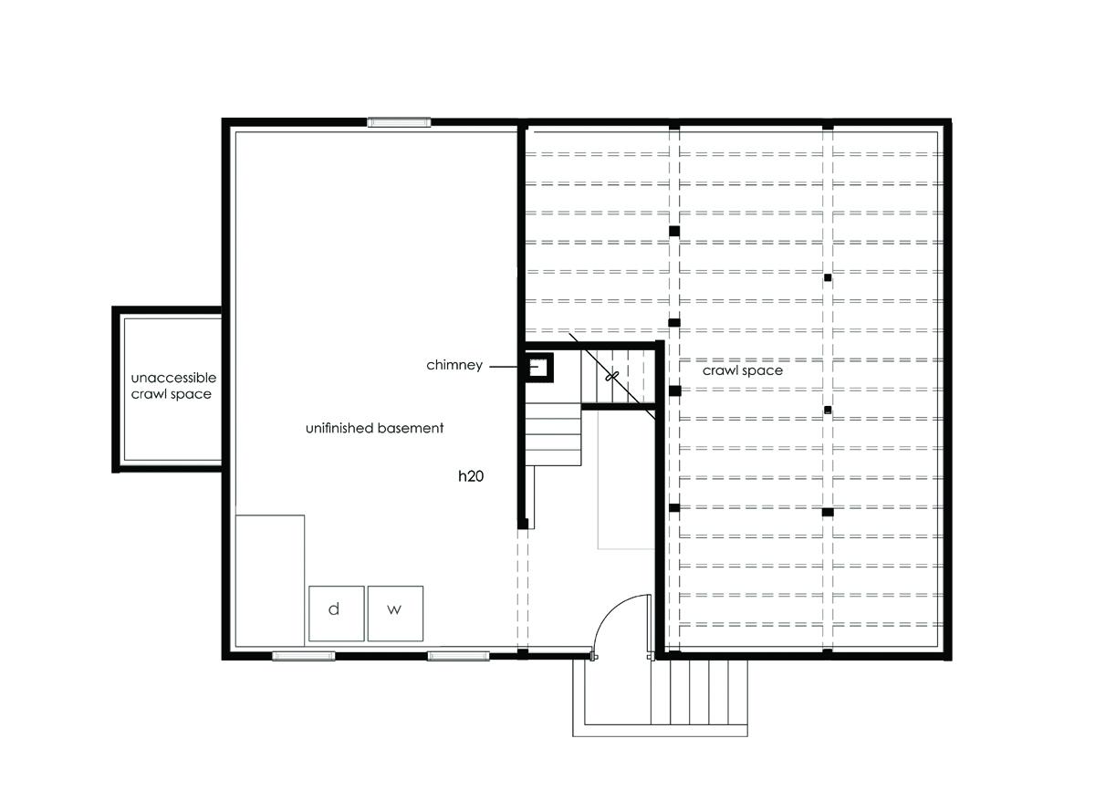 Easy Basement Floor Plans