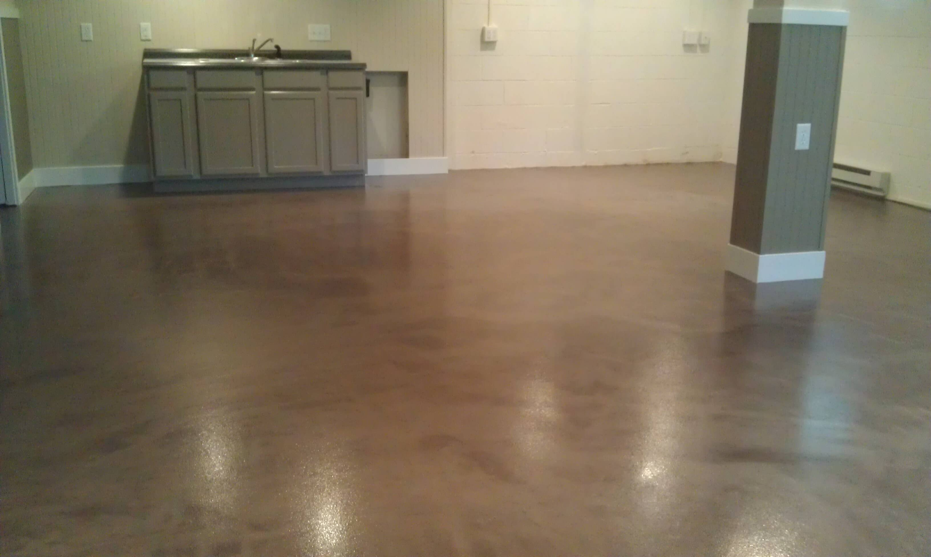 Epoxy Coating For Basement Floors