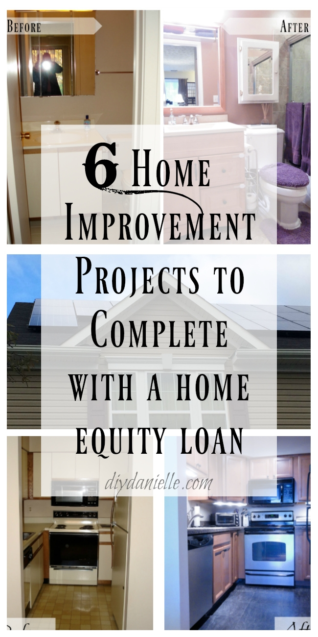 Equity Loan To Finish Basement