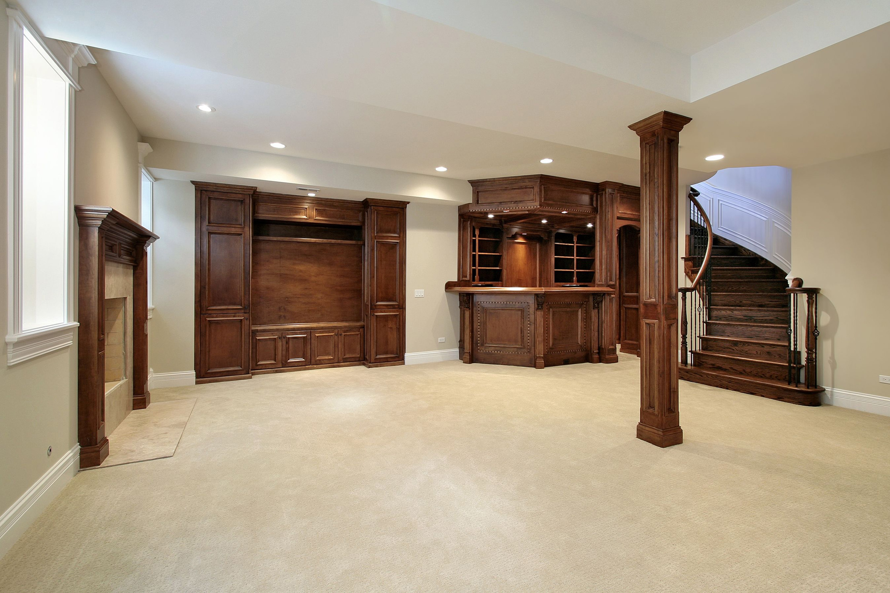 Finish Basement Nj Contractors