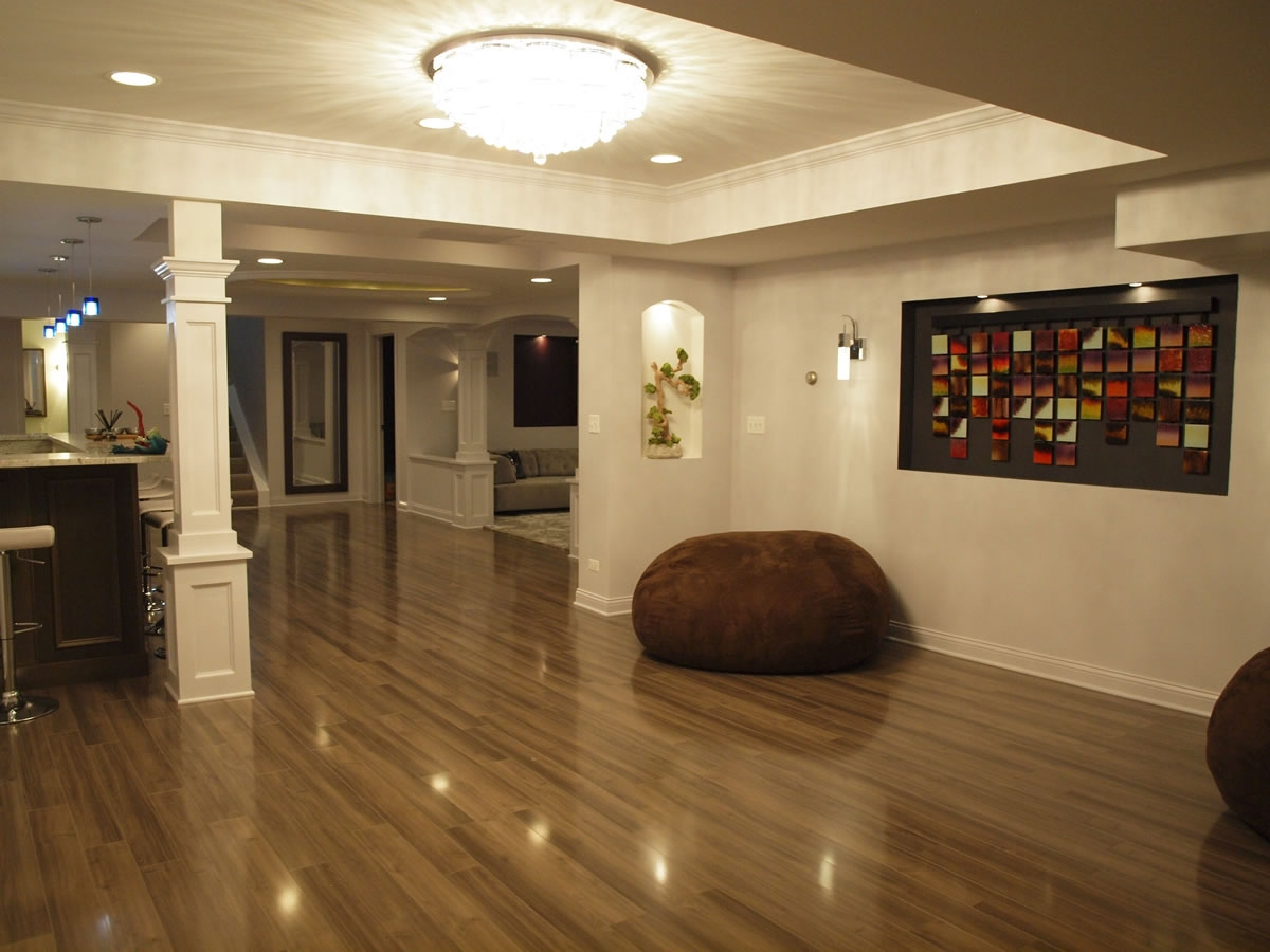 Finished Basement Contractors Pittsburgh