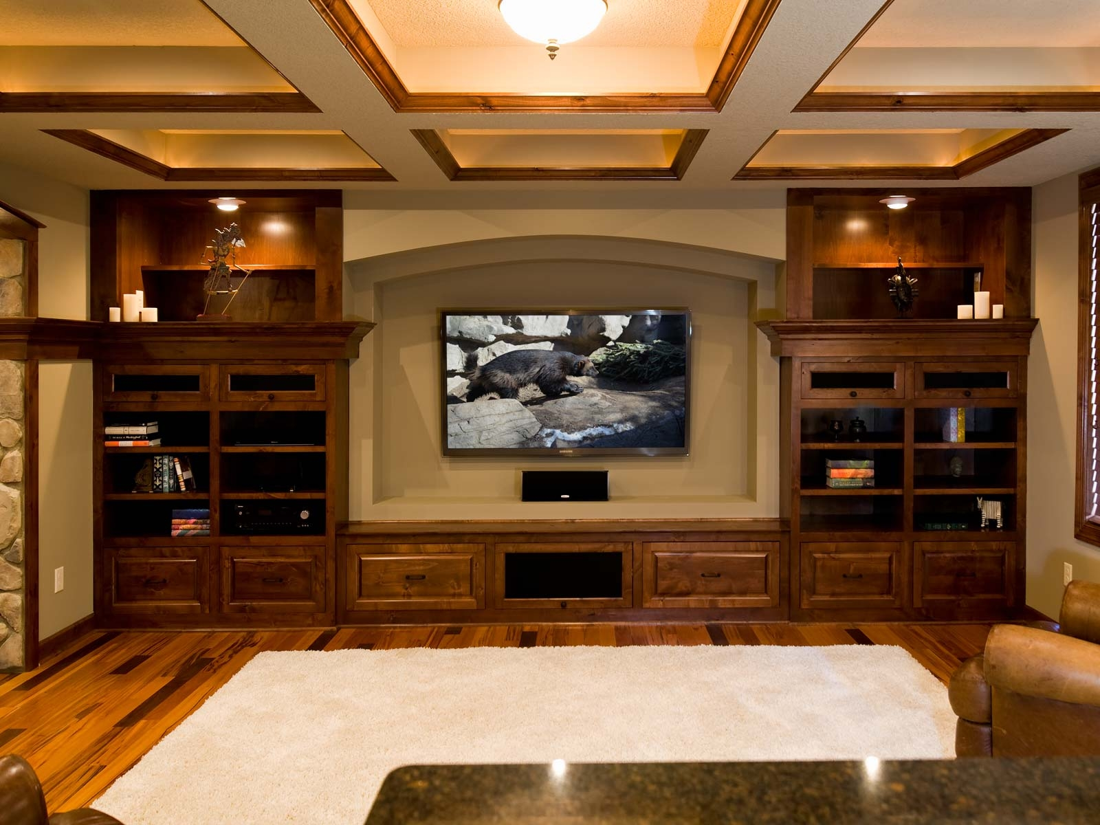 Finished Basement Ideas Pictures