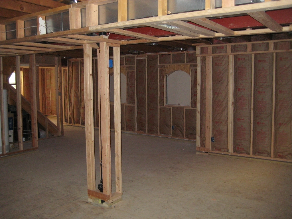 Finished Basement Insulation Ideas