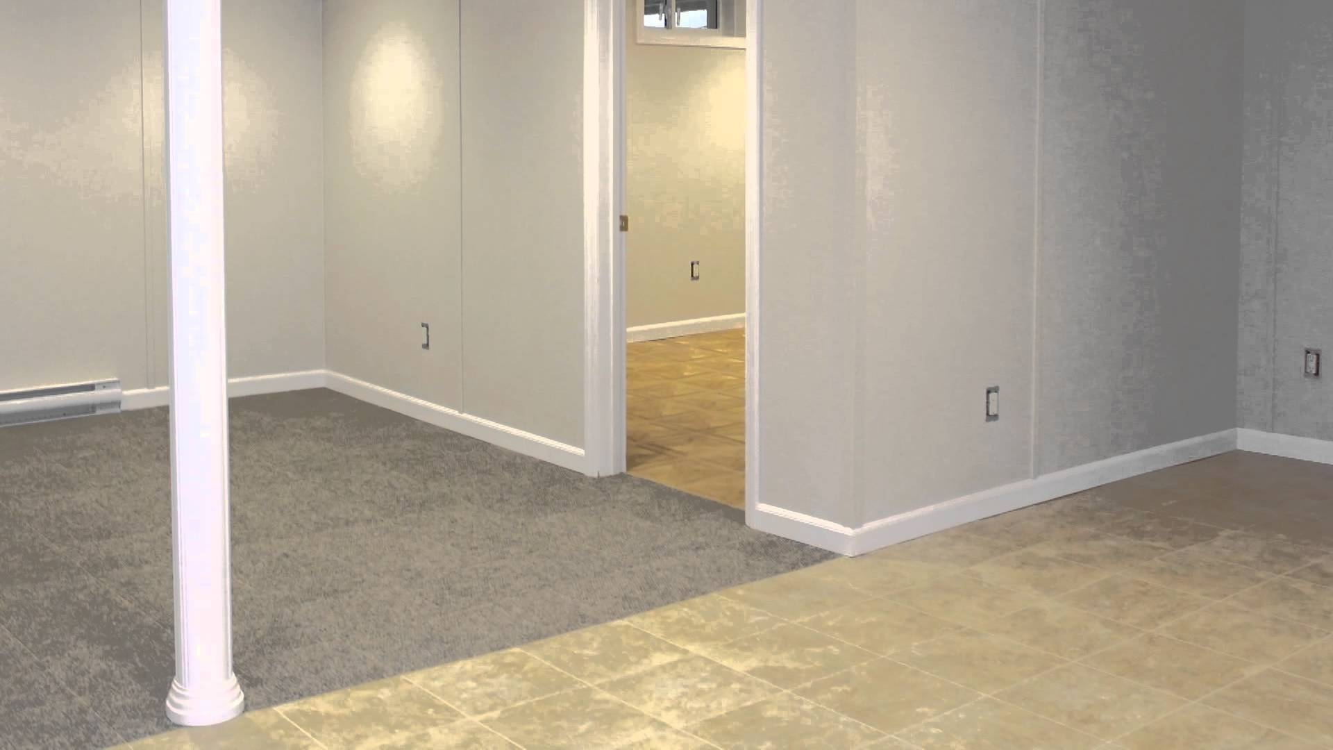 Finished Basement Wall Systems