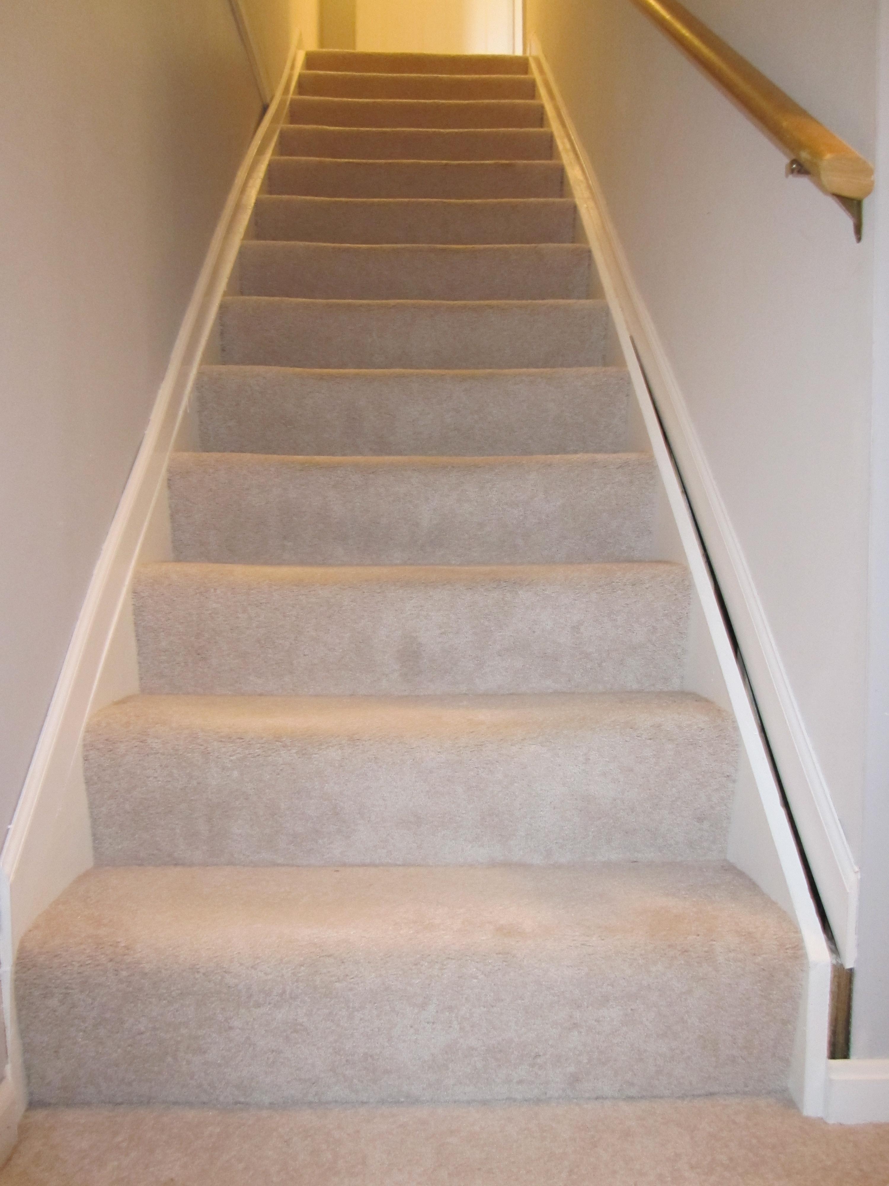 Finishing Basement Stairs Trim