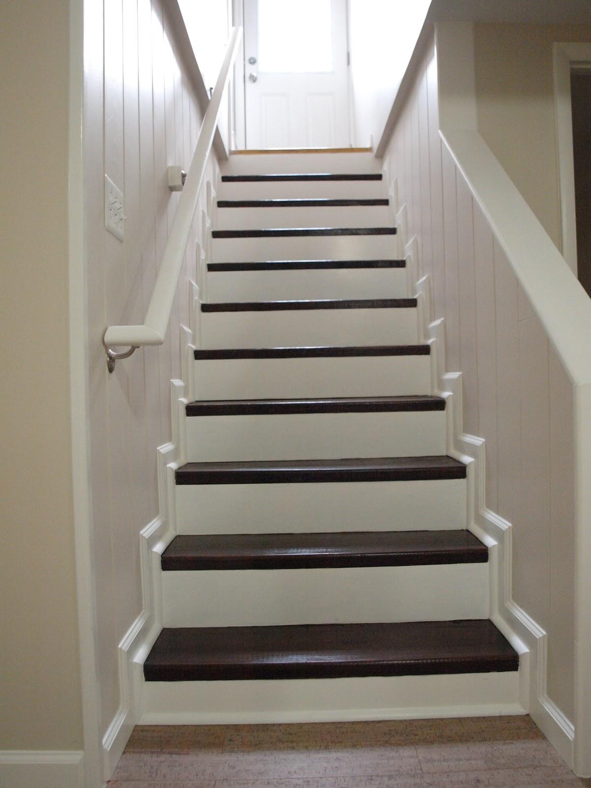 Finishing Basement Stairs