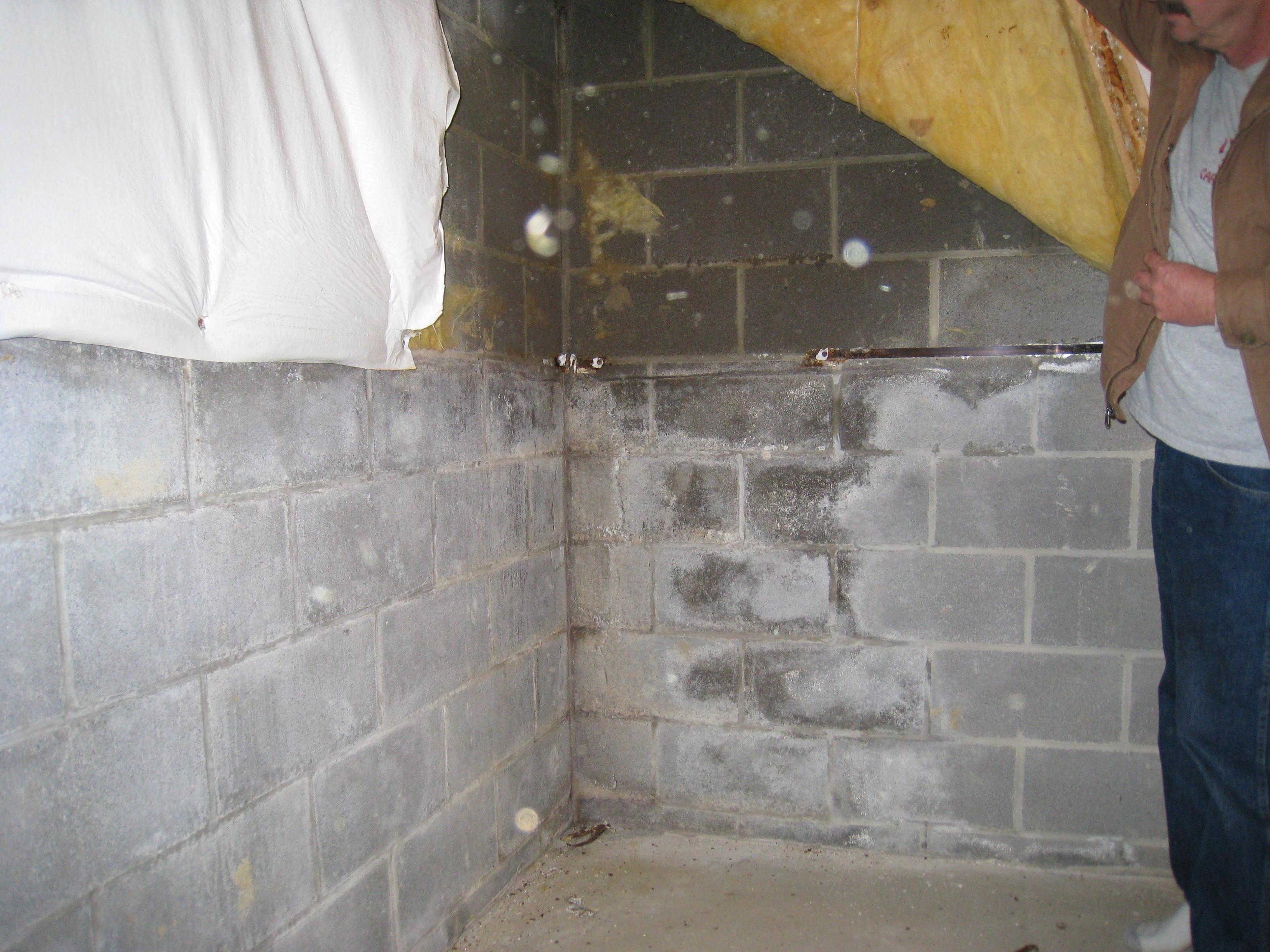 Fixing A Damp Basement