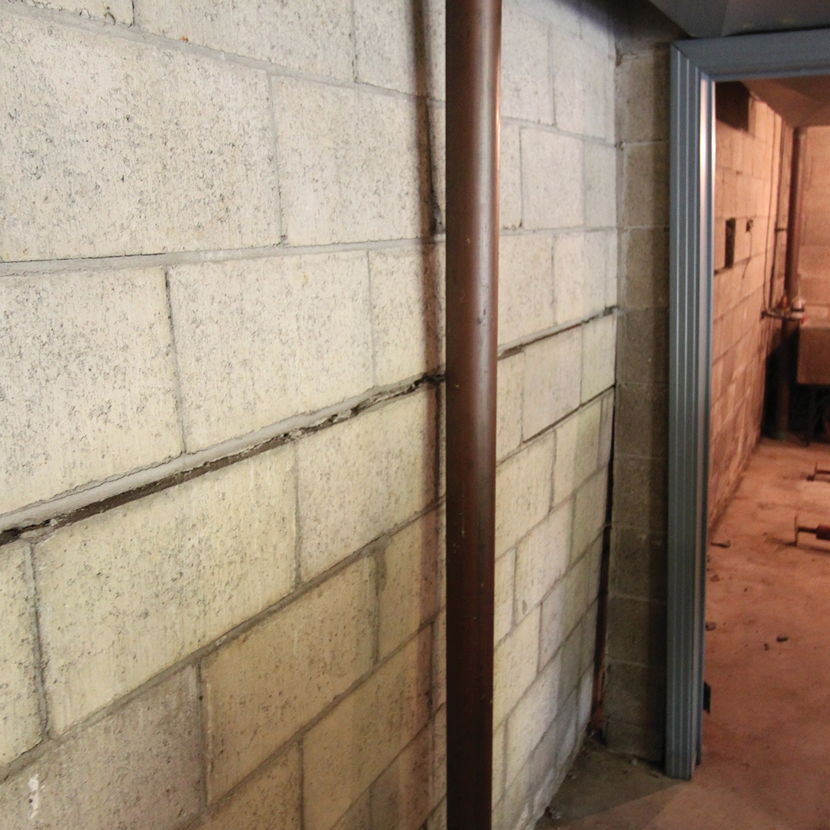 Fixing Basement Walls Bowed