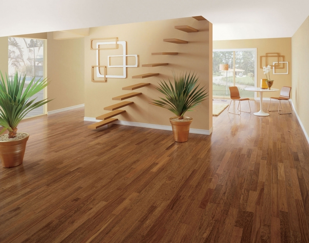 Floating Wood Floors For Basements