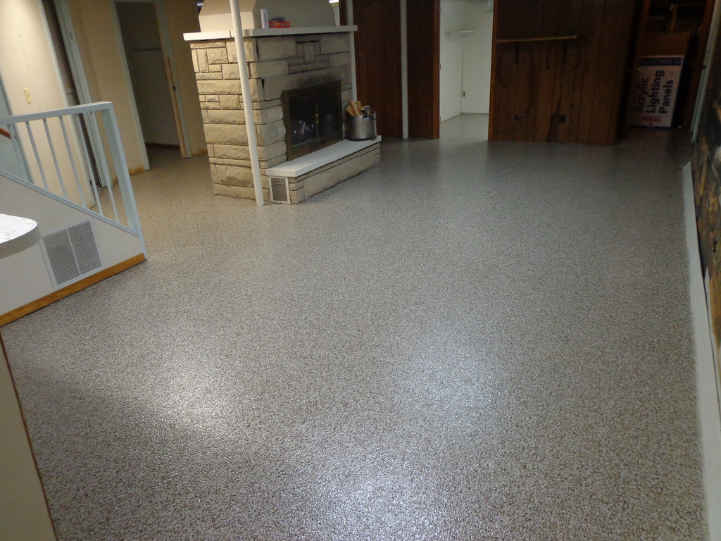Flood Proof Basement Flooring