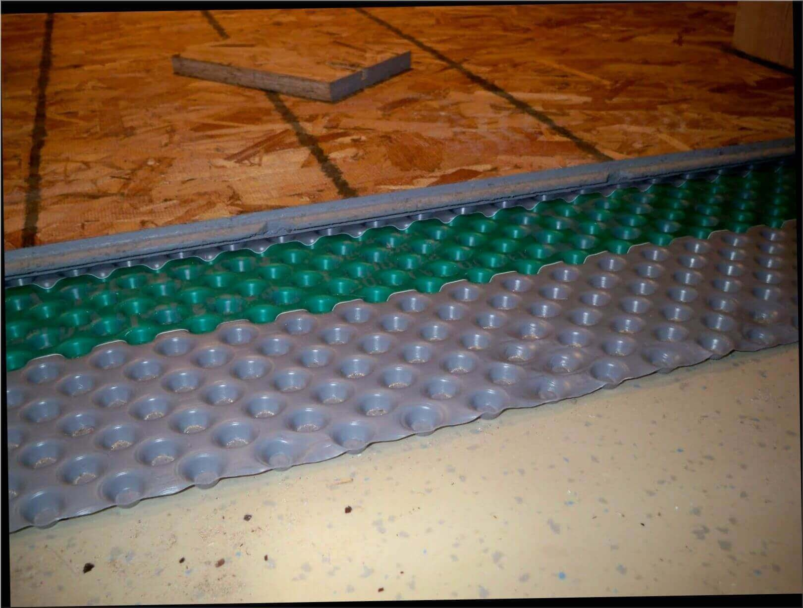 Floor Coverings For Wet Basements