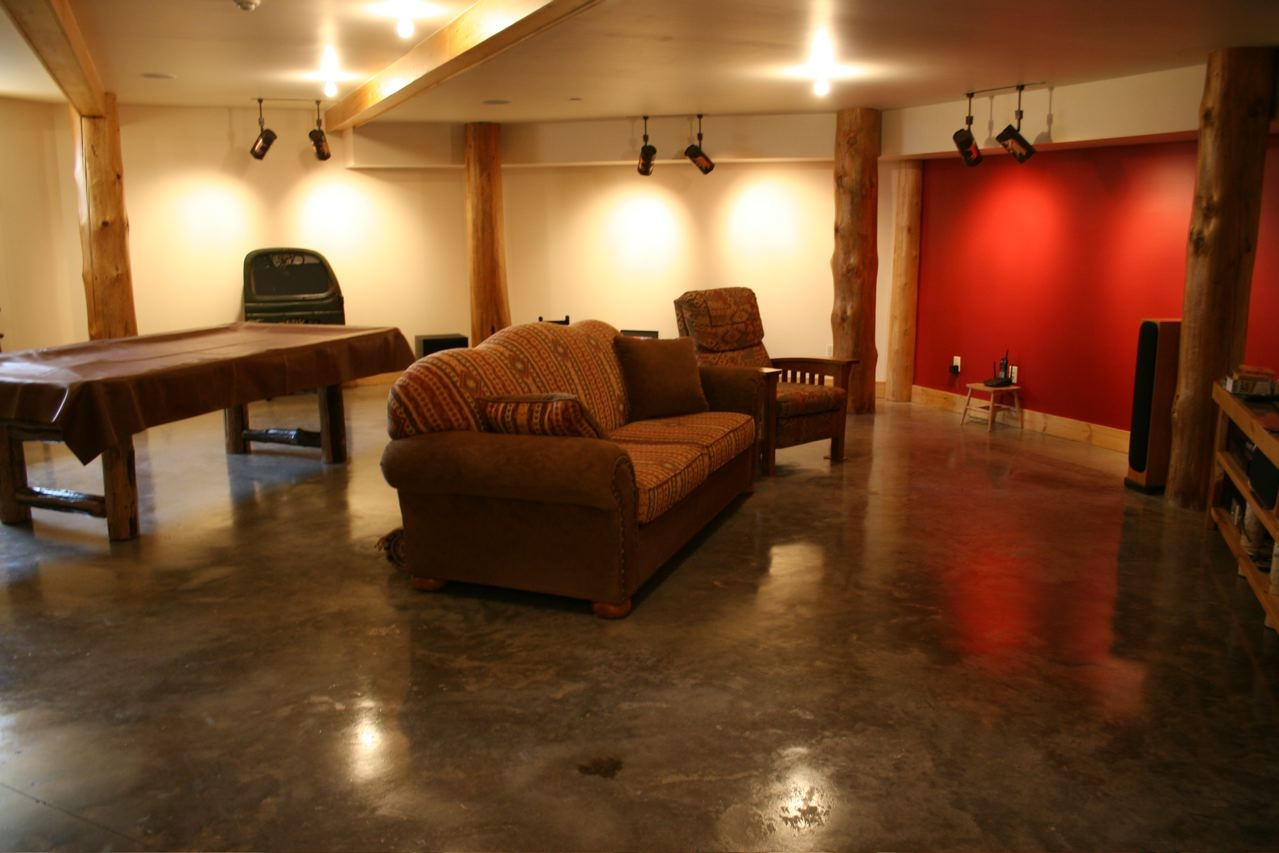 Flooring Ideas For Basement