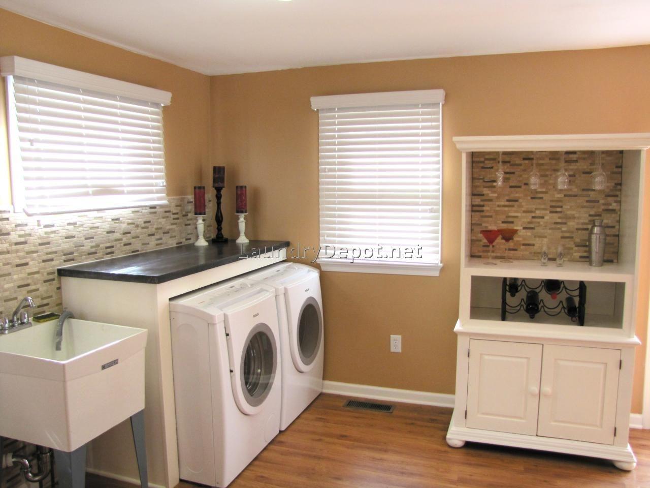 Flooring Ideas For Basement Laundry Room
