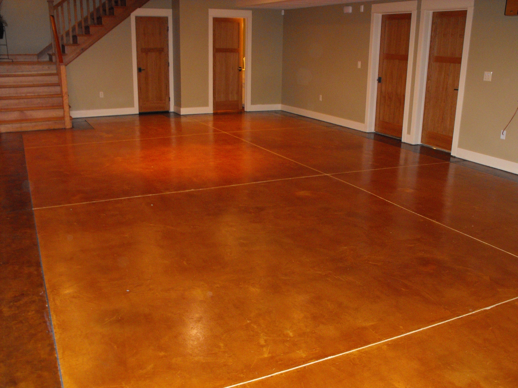 Permalink to Flooring Options For Basements Concrete
