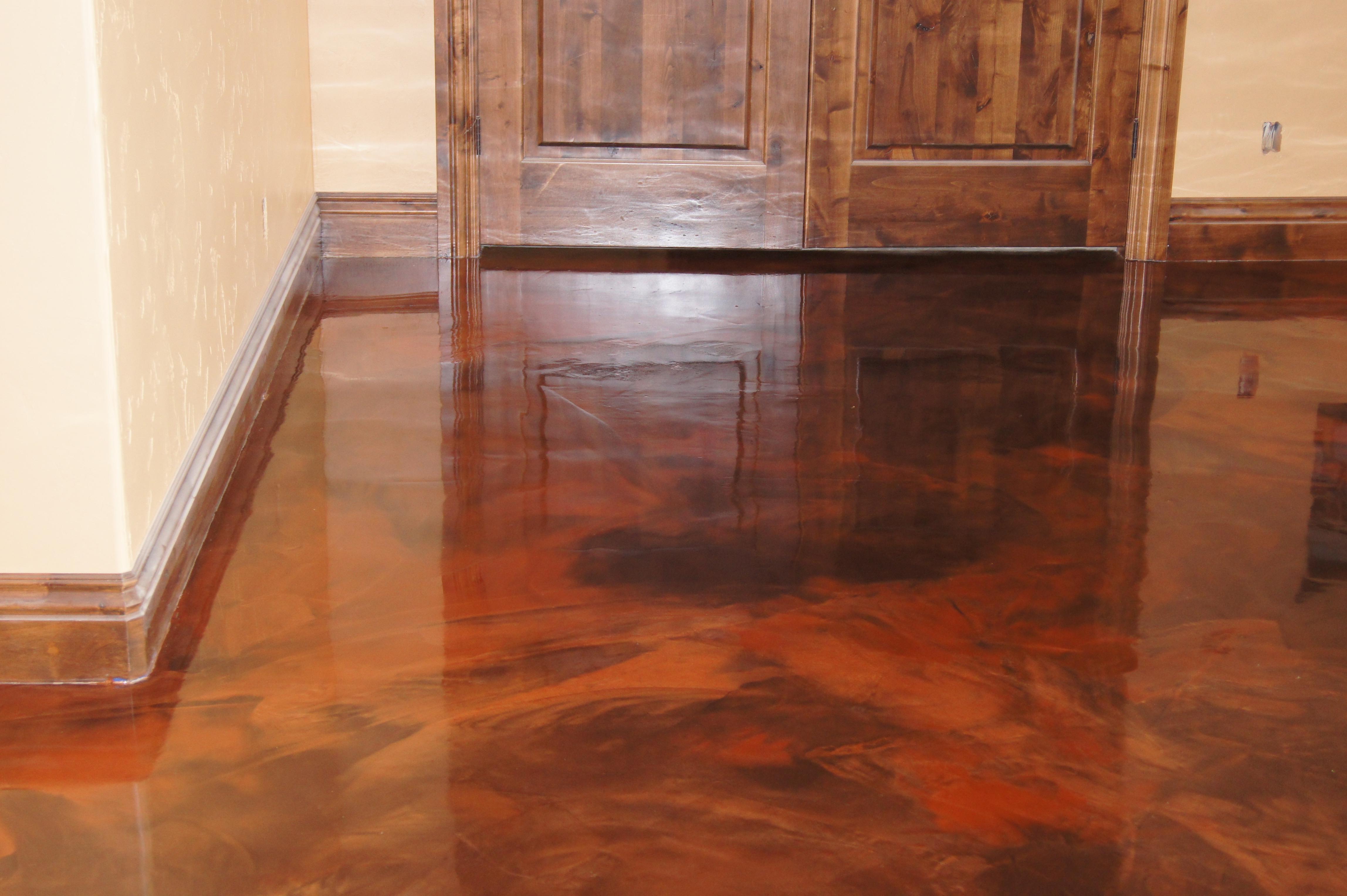 Flooring Options For Cement Basement