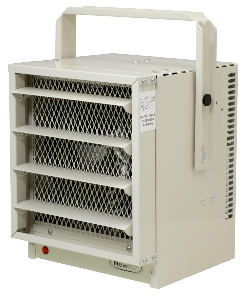 Heavy Duty Electric Heater Basement