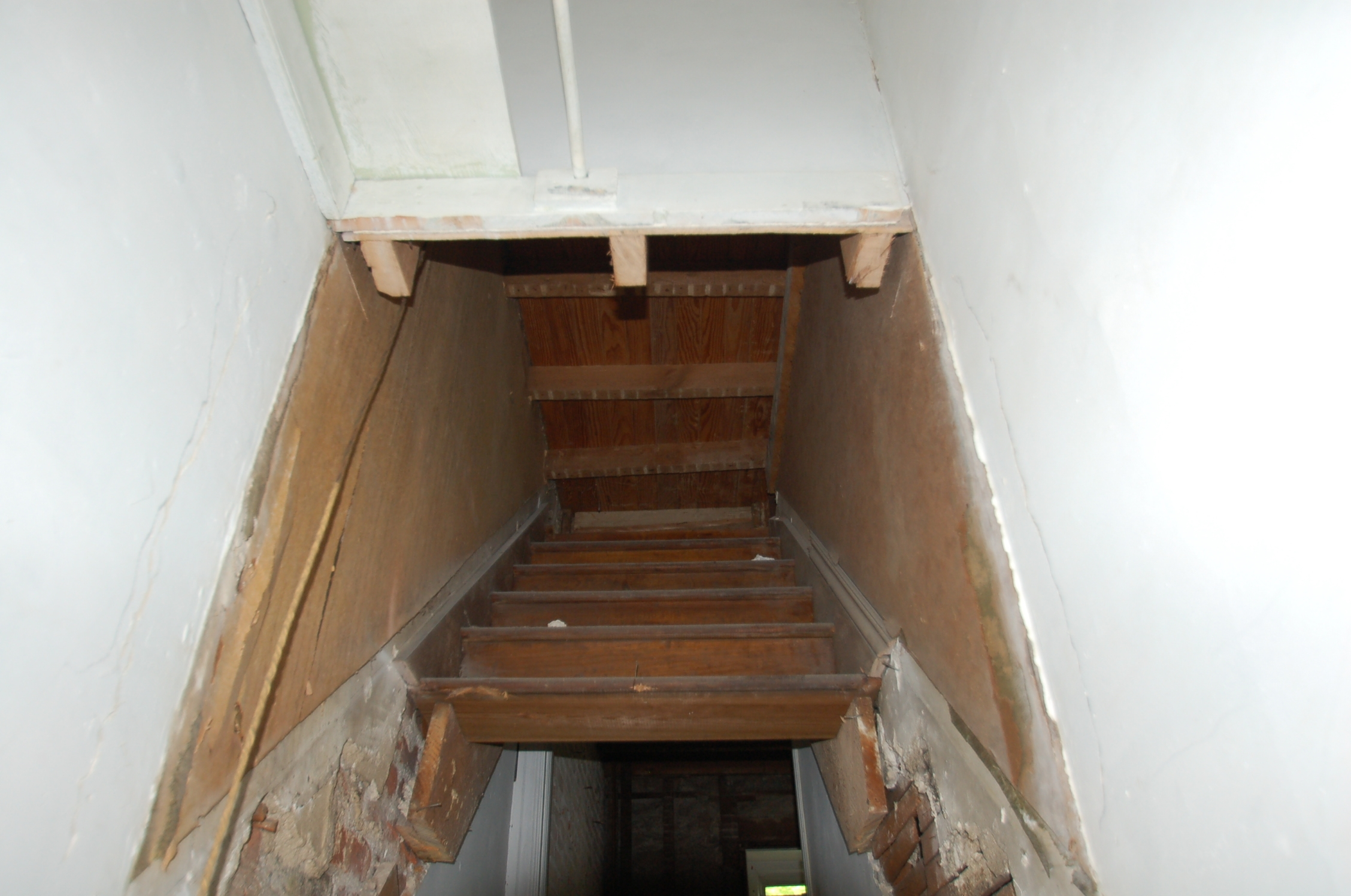 Hide Basement Stairs