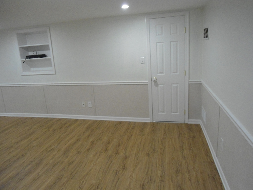 Ideas For Basement Wall Finishes