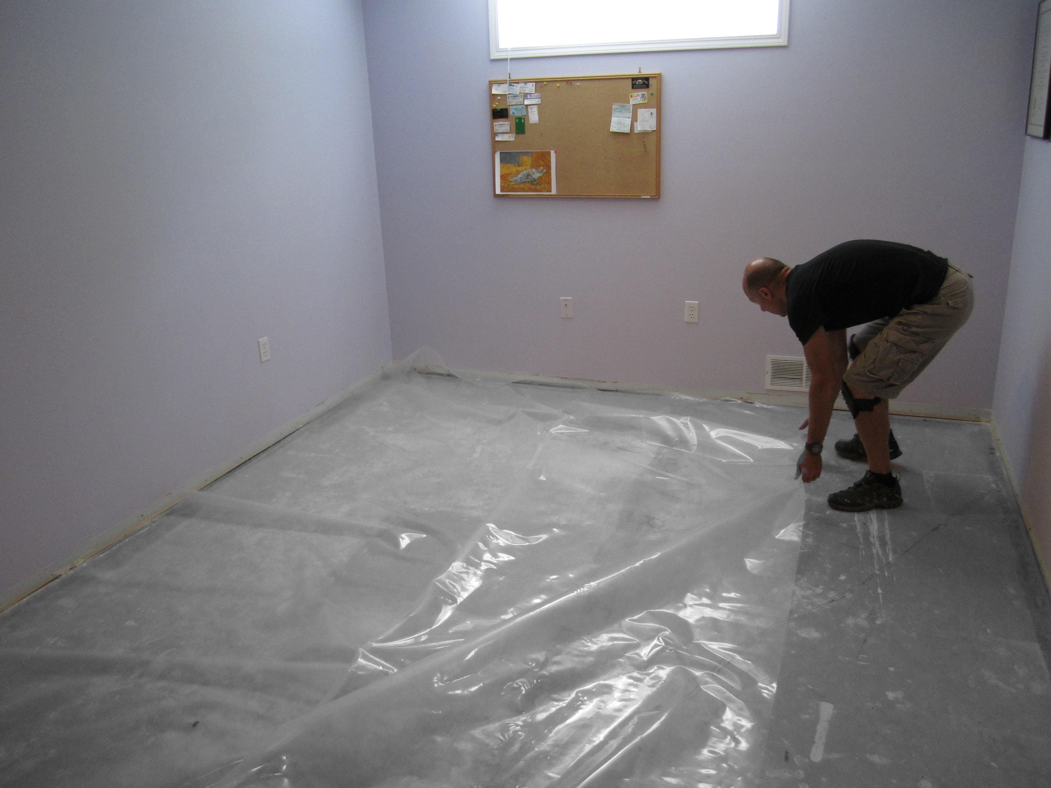 Insulate Basement Floor Tile