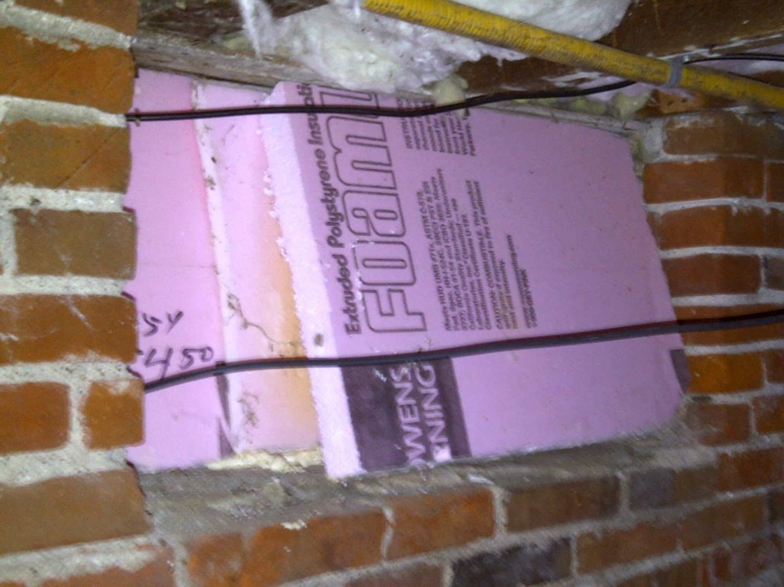 Insulate Old Basement Windows