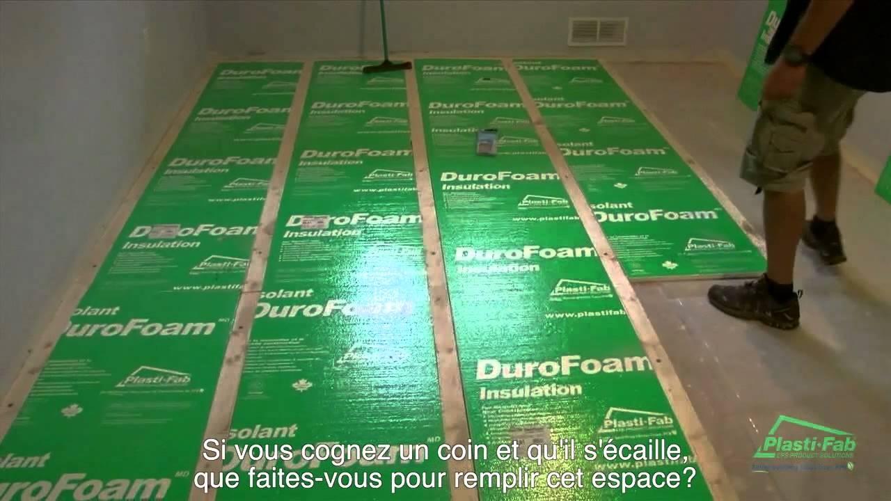 Insulating A Cement Basement Floor