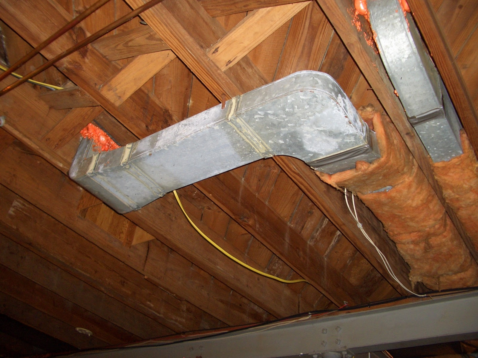 Insulating Old Basements