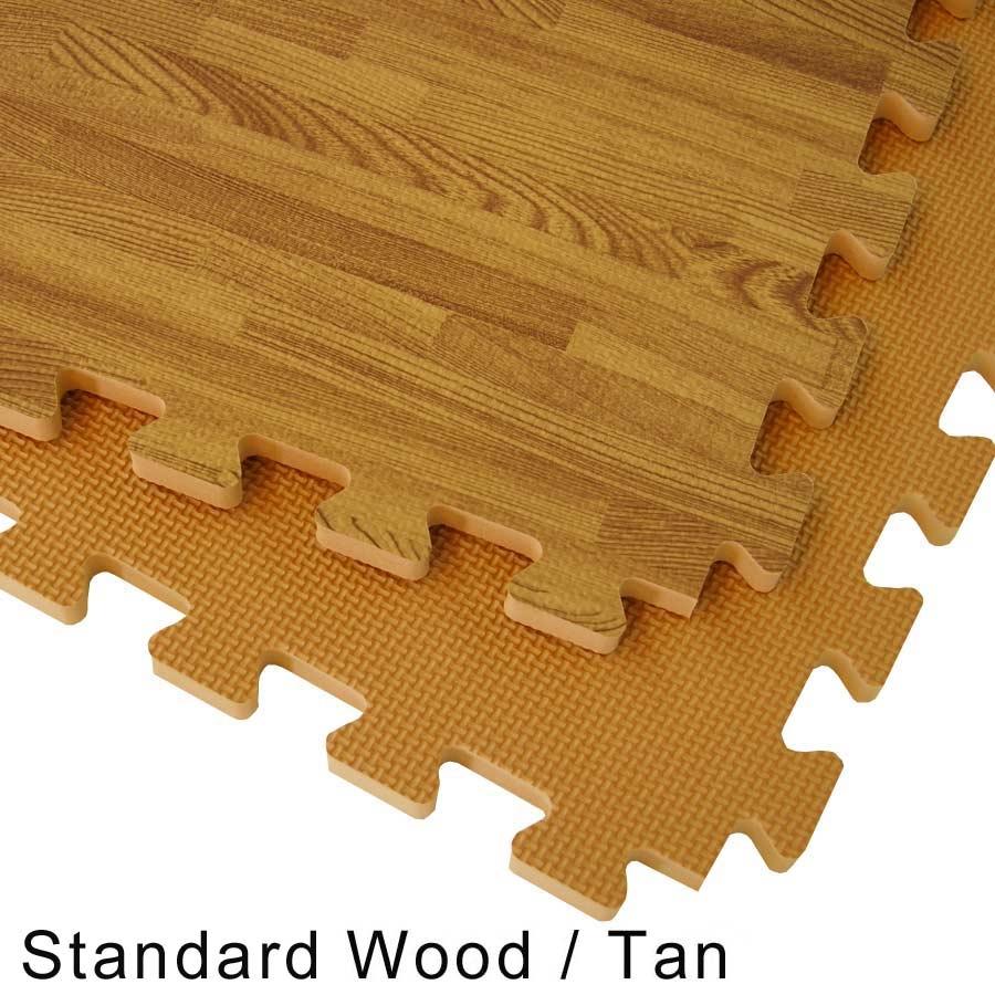 Interlocking Foam Tiles For Basement