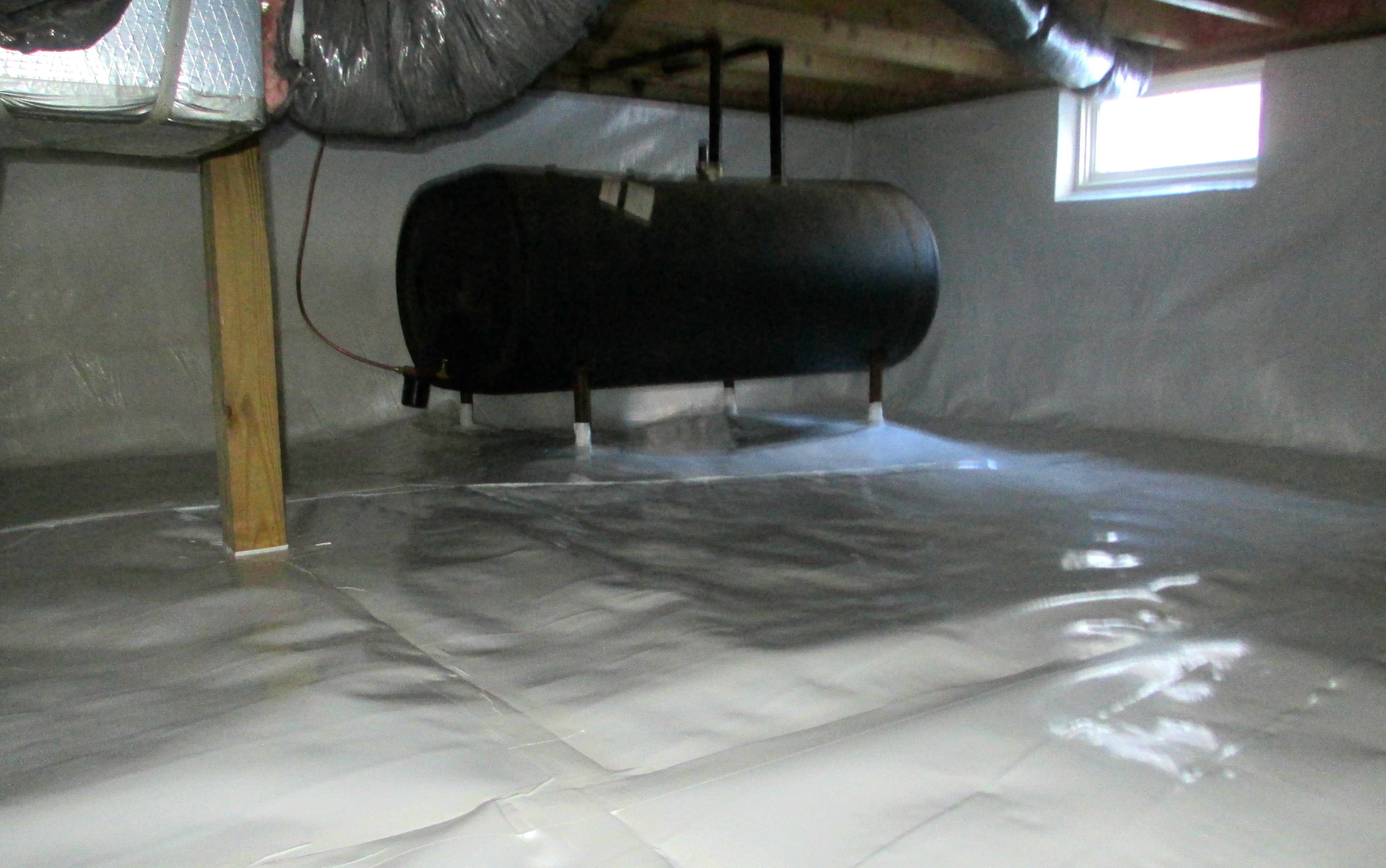 Keeping Basement Floor Dry