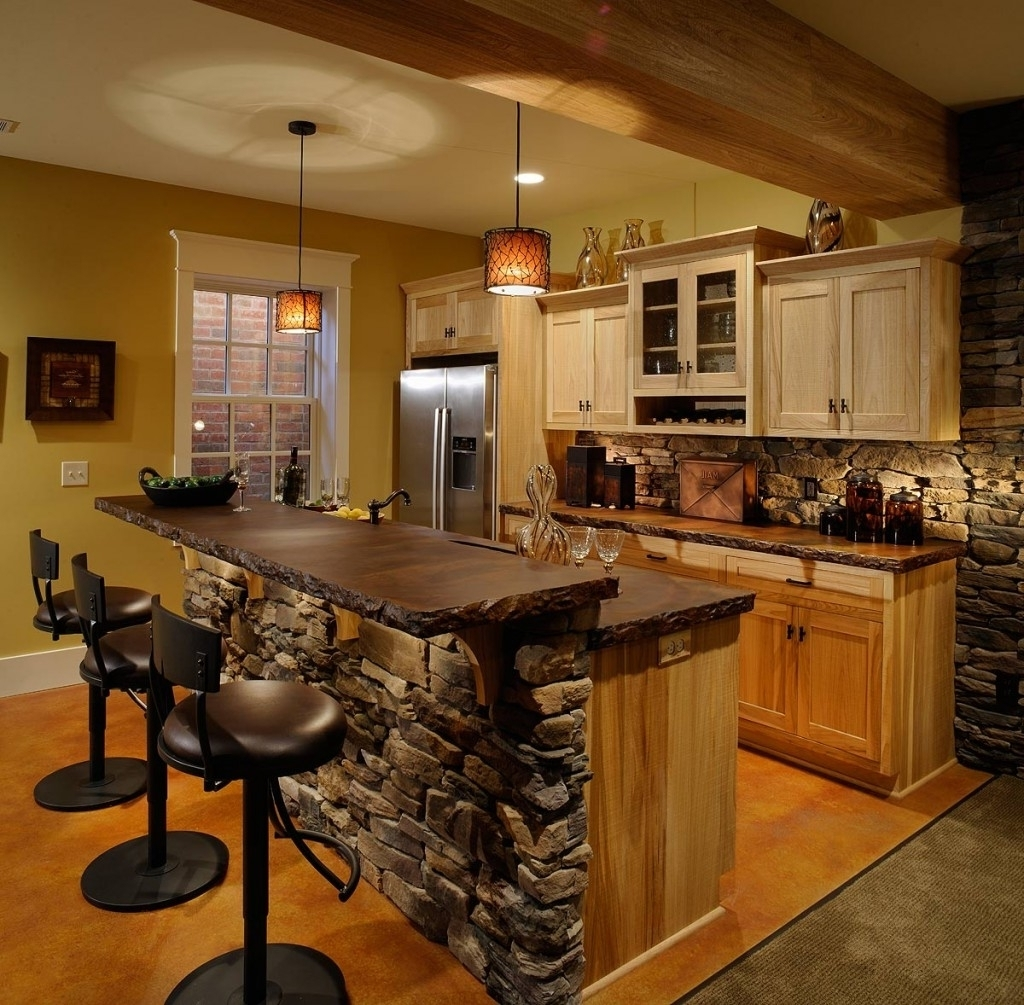 Kitchen Ideas For Basement