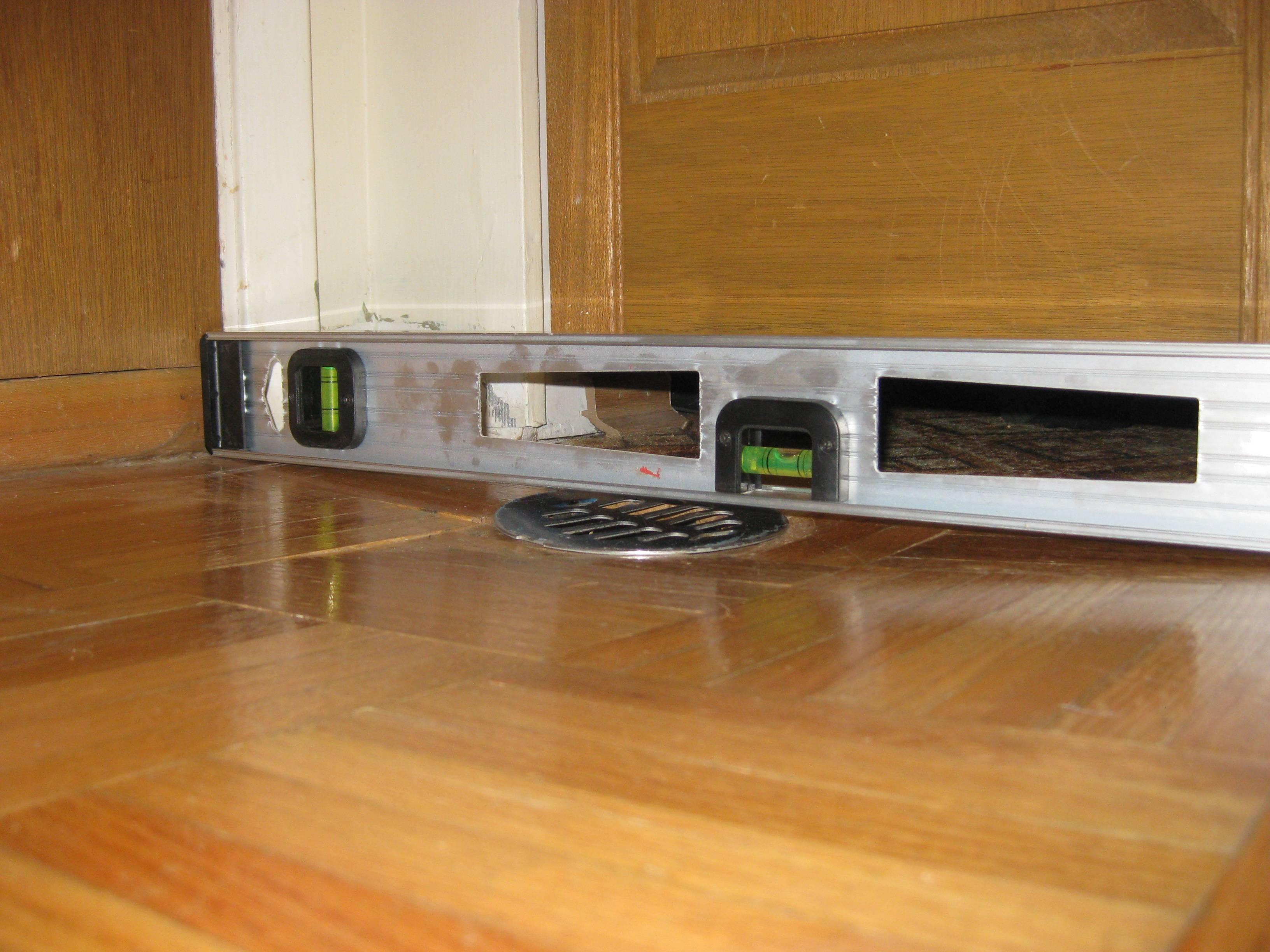 Leveling Basement Floor For Laminate