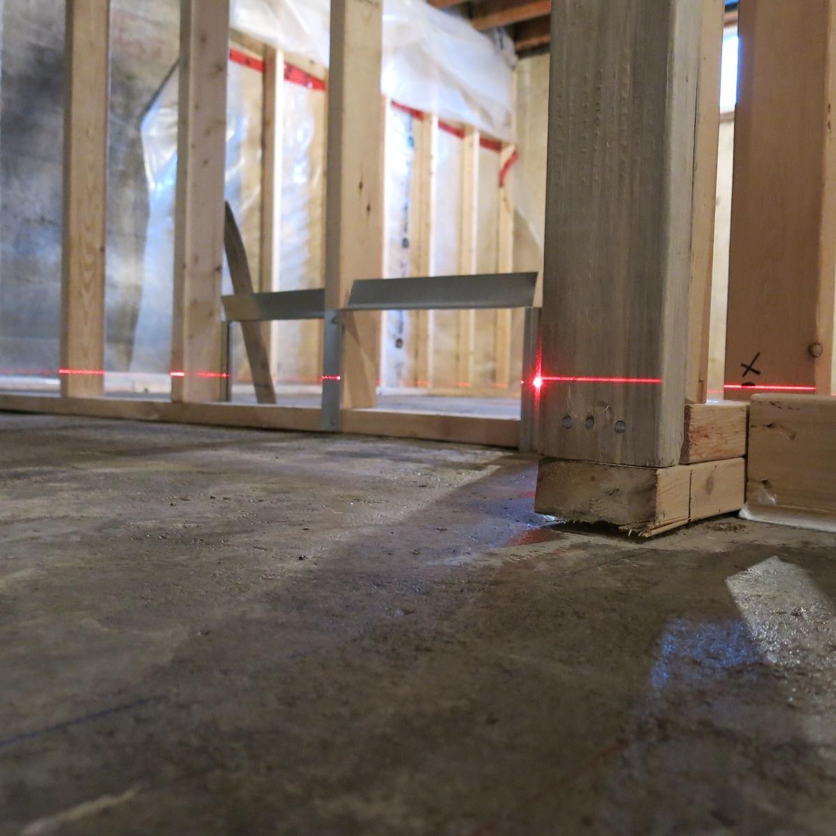Leveling Basement Floor With Wood1197 X 1197