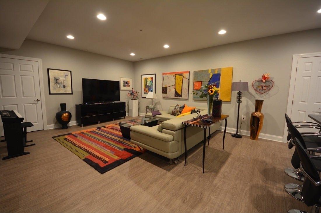 Luxury Vinyl Flooring For Basement