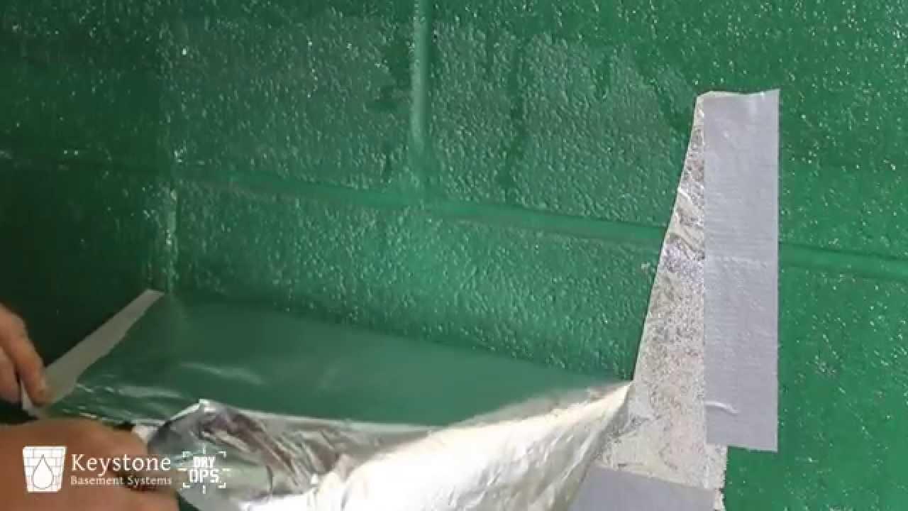 Moisture Test Basement Walls