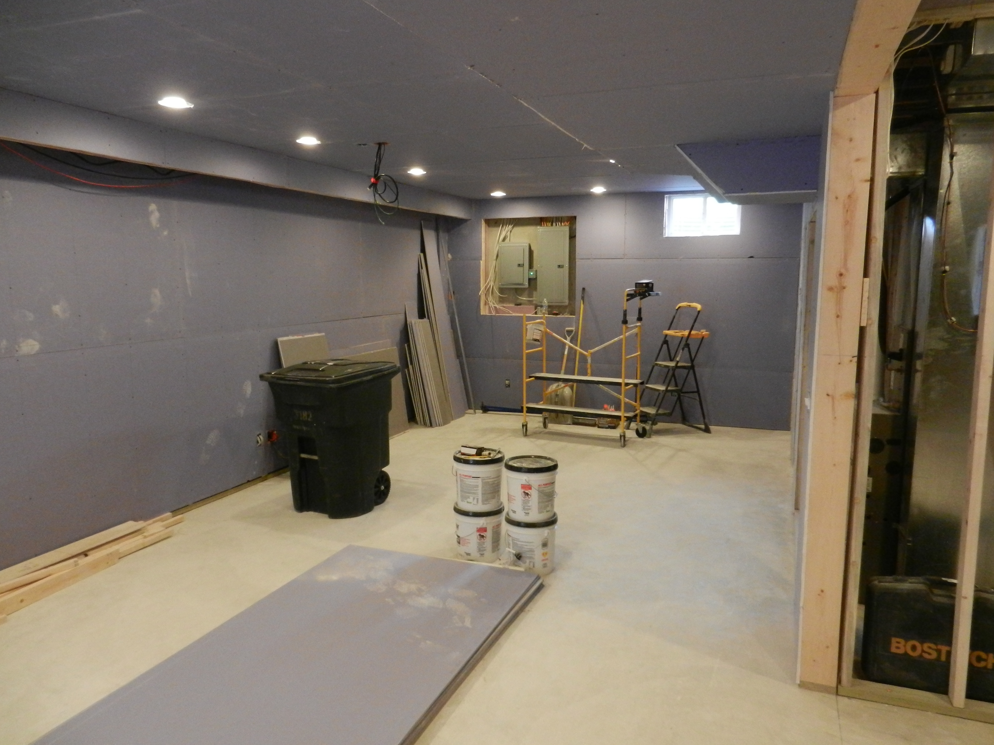 Mold Resistant Drywall For Basements