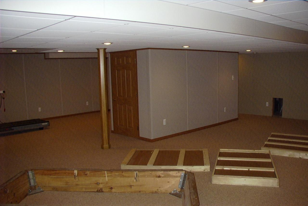 Owens Corning Basement Finishing System Franchise