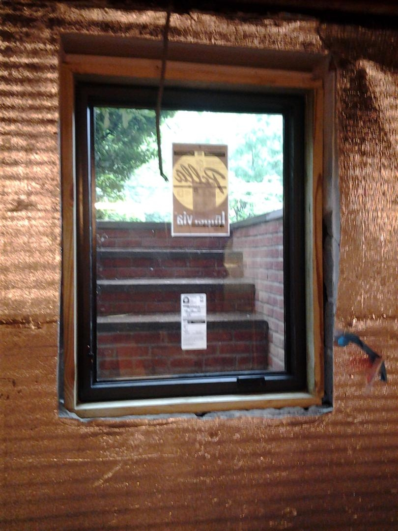 Pella Basement Egress Windows