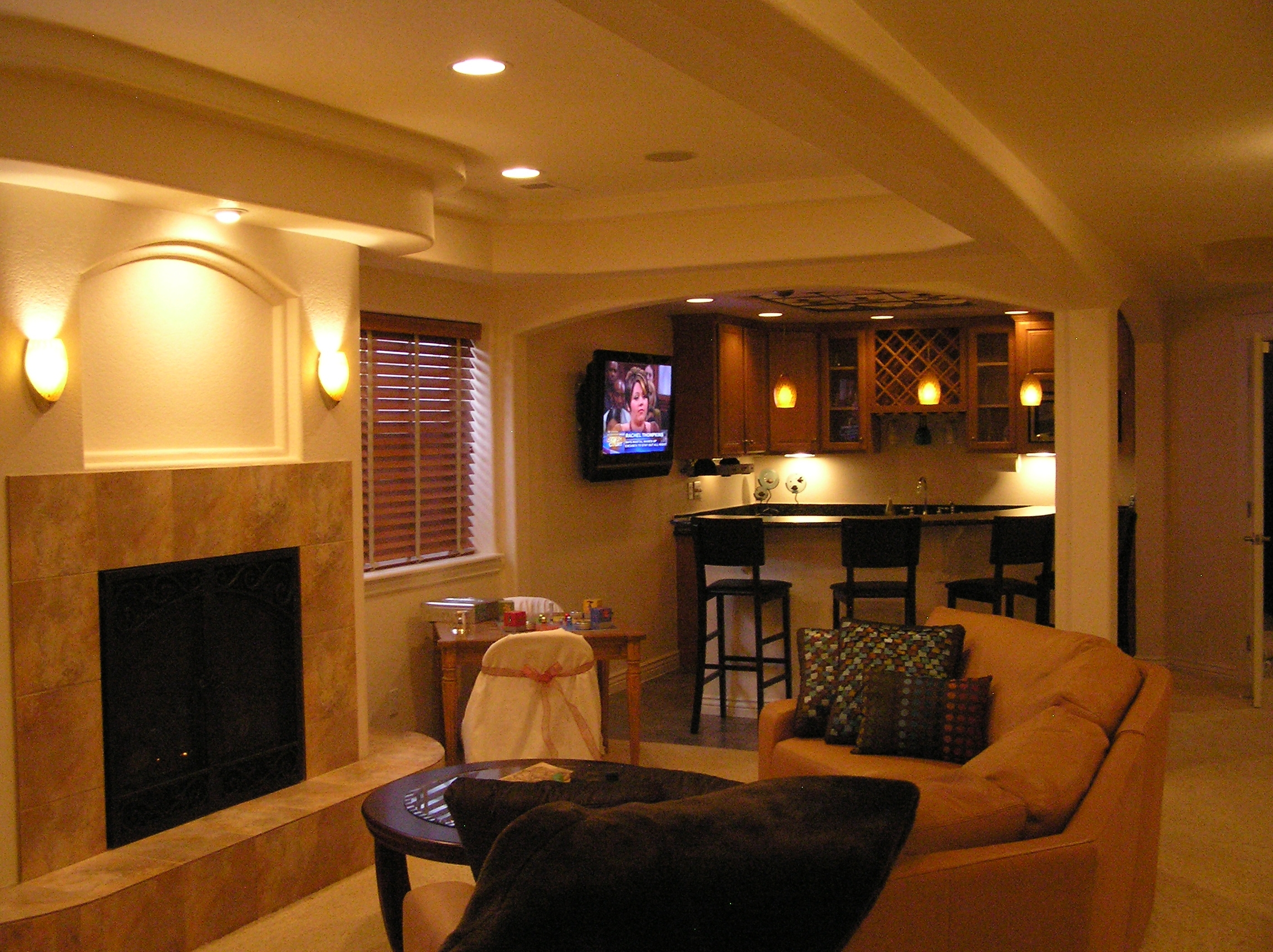 Pictures Of Basement Designs