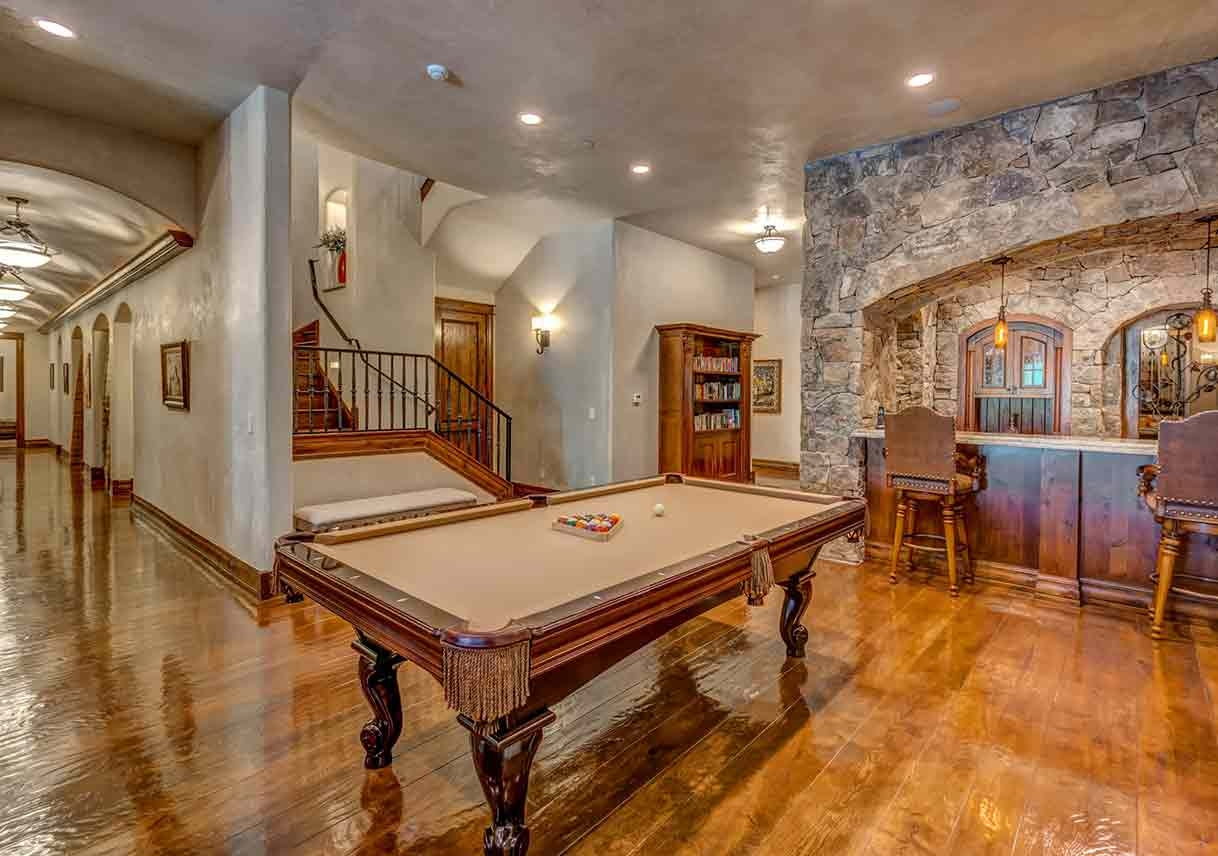 Pictures Of Basement Remodeling Ideas