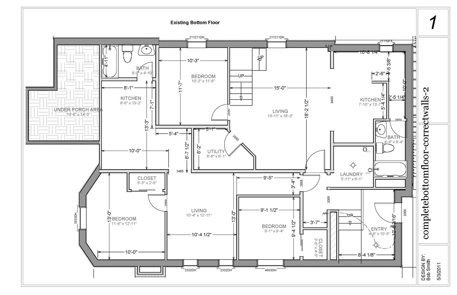 Planning A Basement Apartmentbasement floor plans