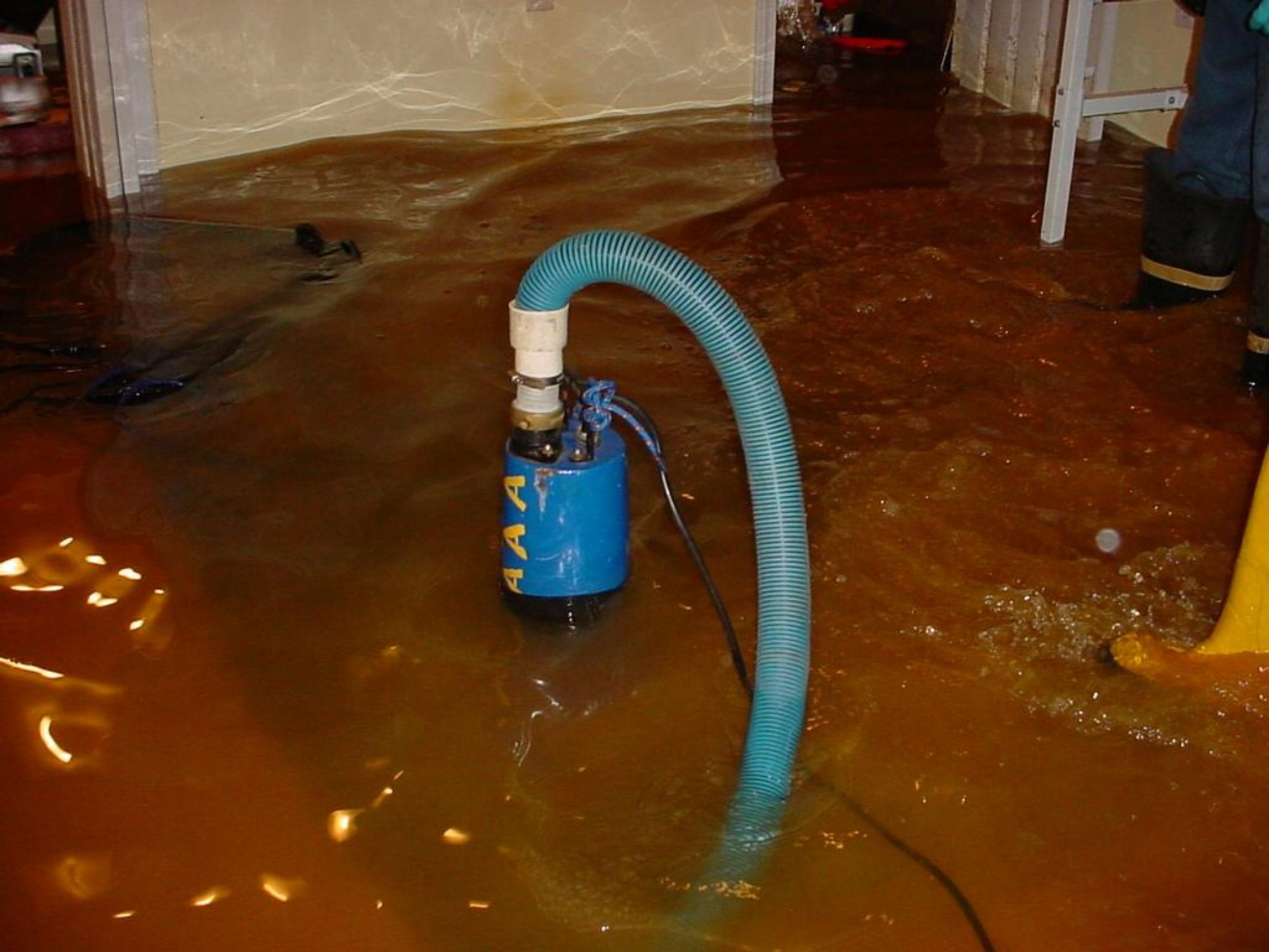 Pump Out Water From Basement Pump Out Water From Basement top five ways to pump out a flooded basement servpro of 2000 X 1500