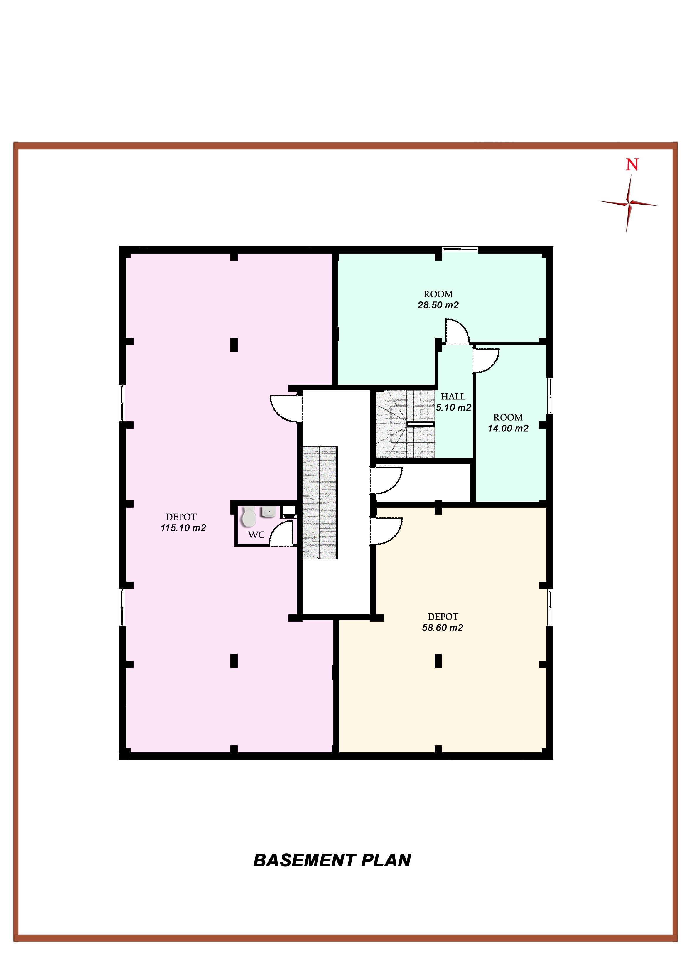 Ranch House Plans With Basement Apartment