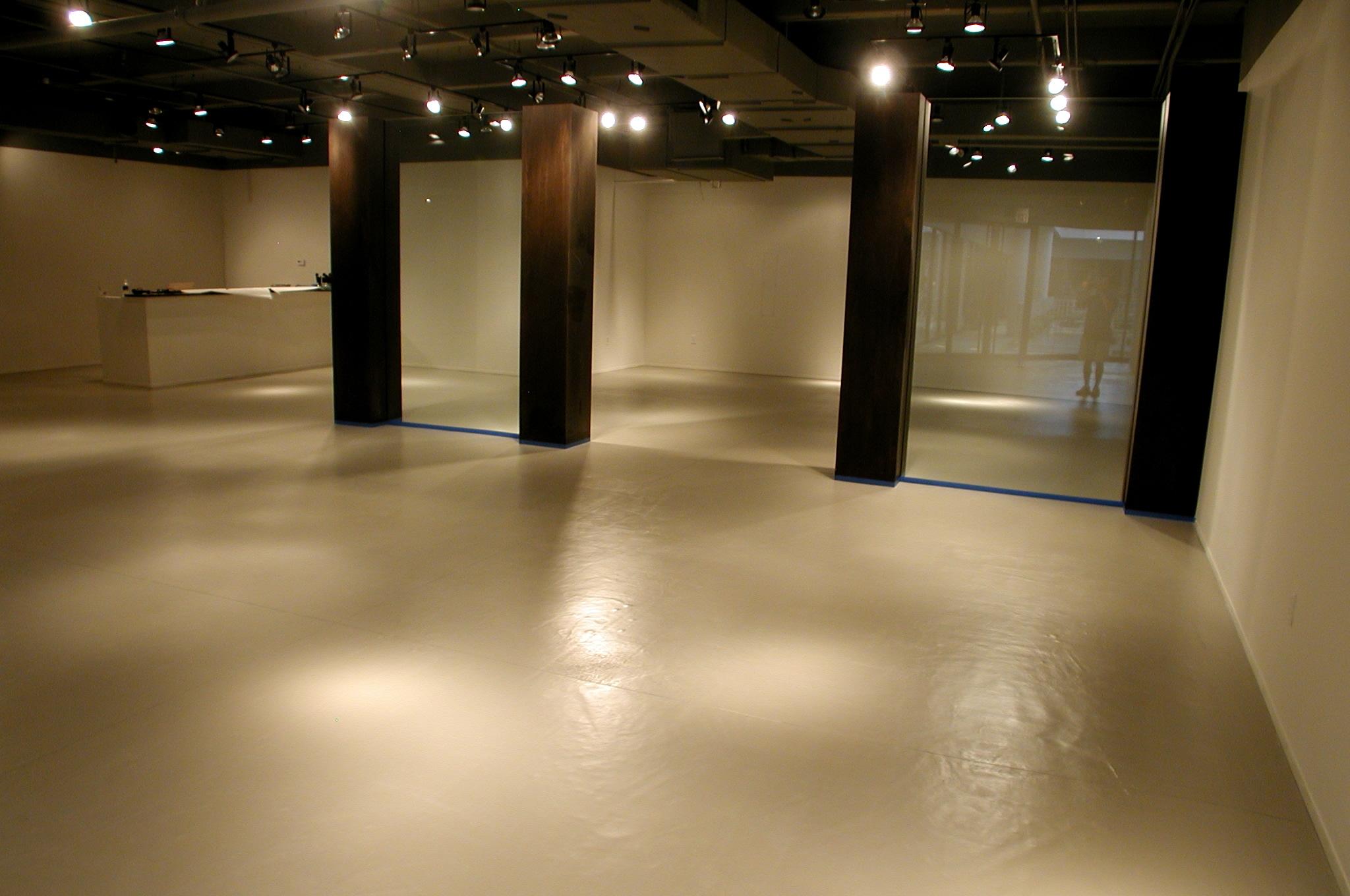 Re Leveling A Basement Floor
