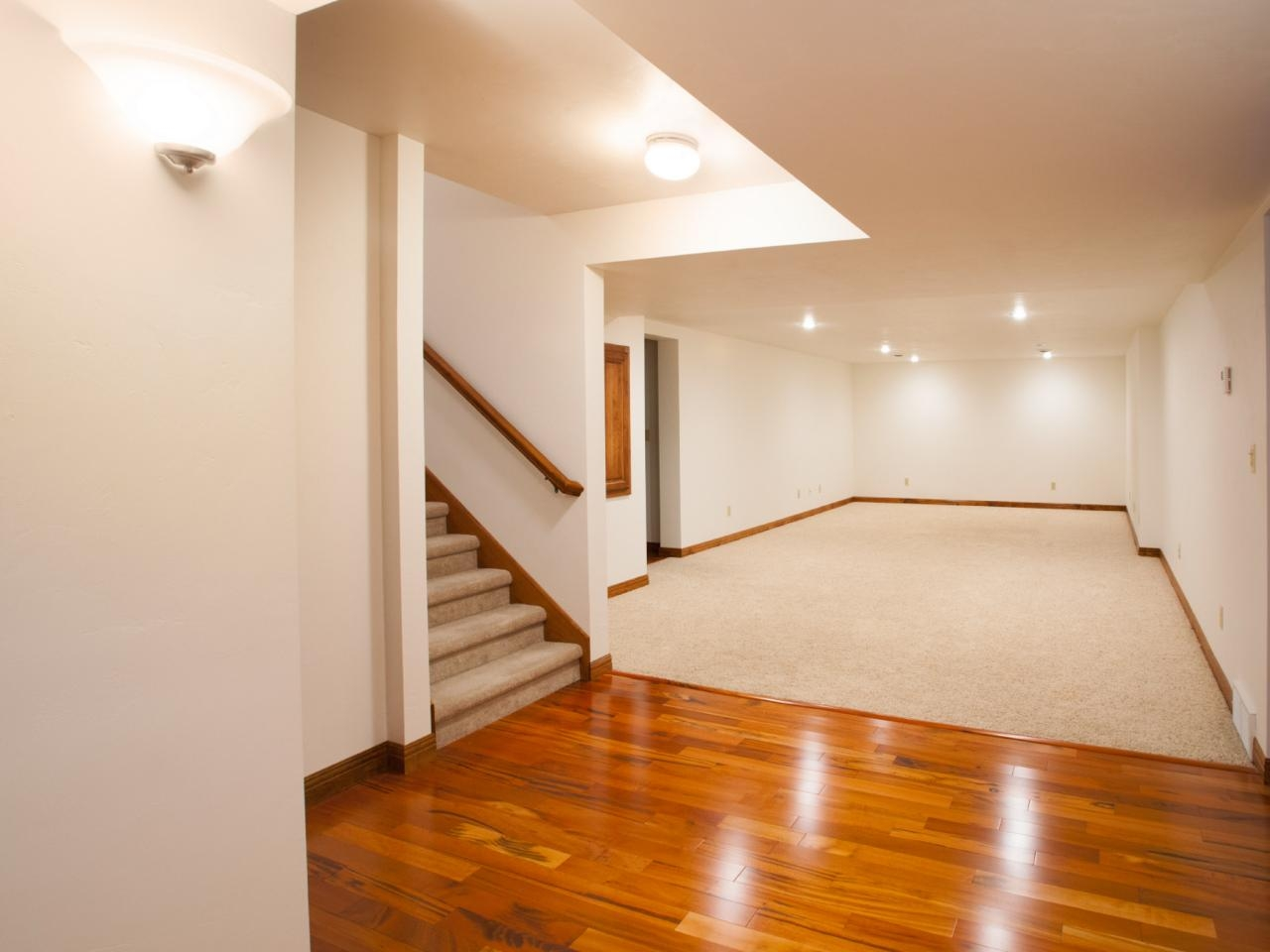 Recommended Flooring For Concrete Basement