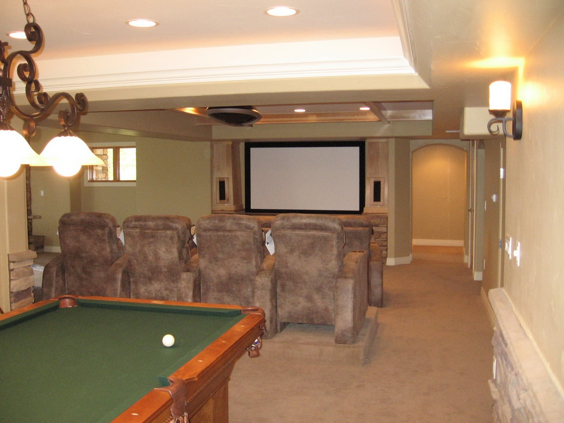 Remodeled Basement Ideas Pictures